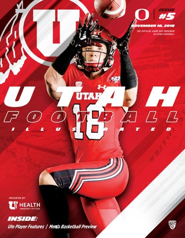 db29d018817 Utah Football vs. Oregon by Mills Publishing Sports - issuu