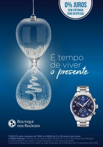 ec5e5b2e528 Catálogo Natal 2018 by Boutique dos Relógios - issuu