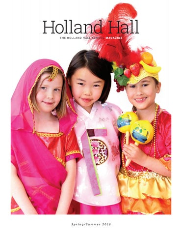 Holland Hall Magazine - 2016 by Holland Hall - issuu 7d8600f24ba4