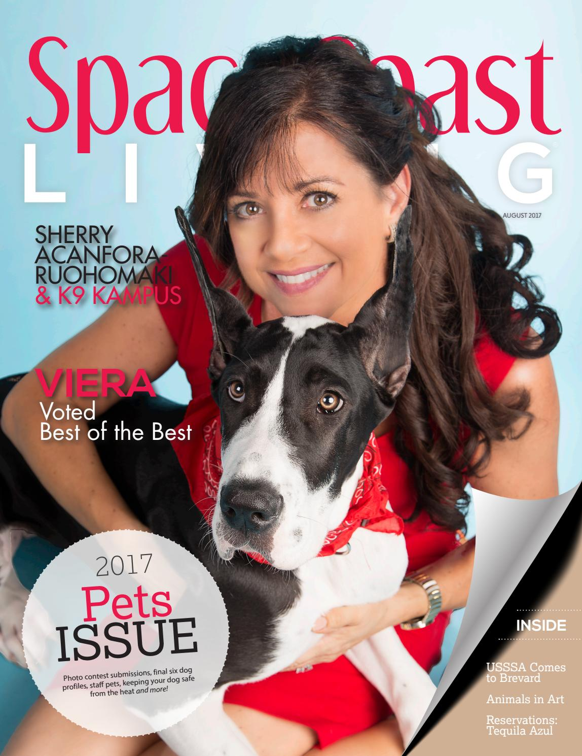 Spacecoast Living Pets Edition By Spacecoast Magazines Issuu