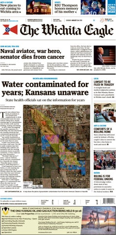 e1a68f51203 Wichita Eagle Aug. 26 by Jean Hays - issuu