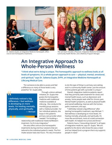 Page 10 of An Integrative Approach to Whole-Person Wellness