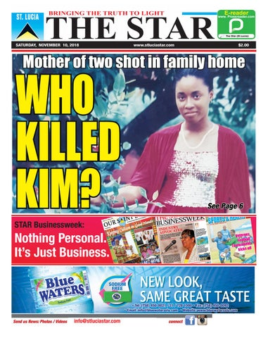 6005a77b2b4 Mother of two shot in family home by STAR Publishing - issuu