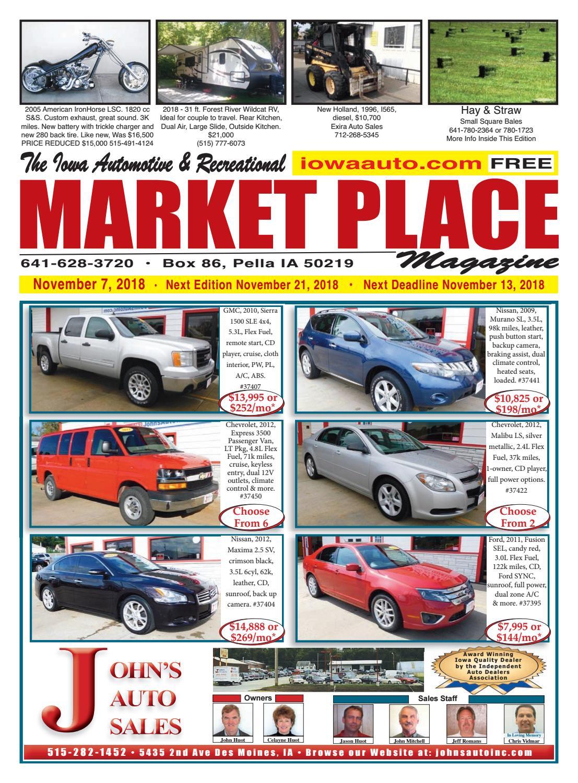 Marketplace Magazine November 7, 2018 by Marketplace