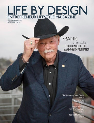23f7b3fccf39e Life By Design Magazine October 2018 Edition by Life By Design ...