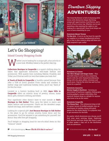 Page 21 of Northwest Shopping Guides