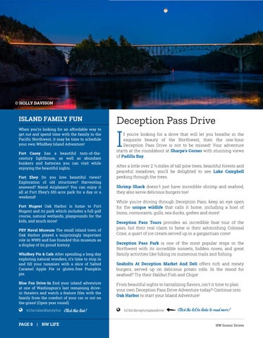 Page 8 of NW Scenic Drives