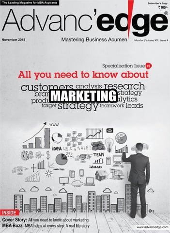 Advanc'edge MBA by IMS Publications - issuu