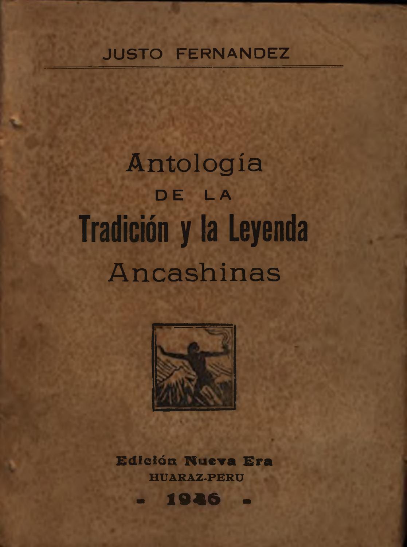 antologia de la tradicion y la leyenda Ancashinas by Giber Garcia - issuu
