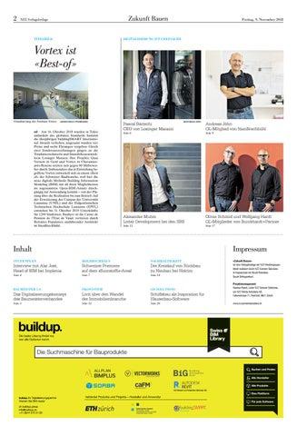 """Page 2 of """"Zukunft Bauen"""", Das best-of ist live!"""