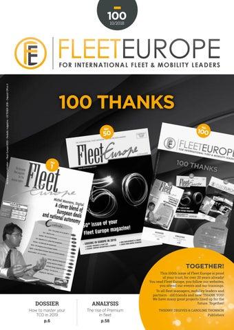 Fleet Europe 100