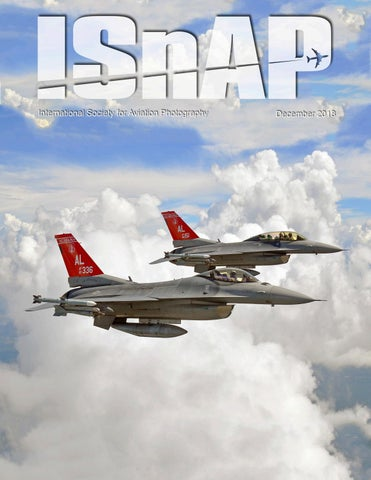 ISnAP December 2018 by International Society of Aviation
