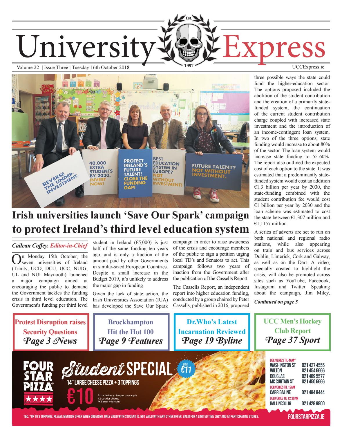 University Express Vol  22 Issue 3 by University Express - issuu