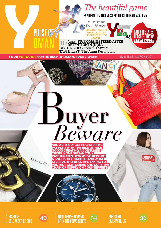 Issue #543, November 8, 2018 by SABCO Press, Publishing and
