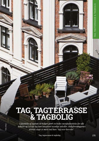 Page 175 of Tag, tagterrasse & tagbolig
