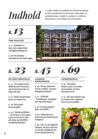 Page 8 of Indholdsfortegnelse