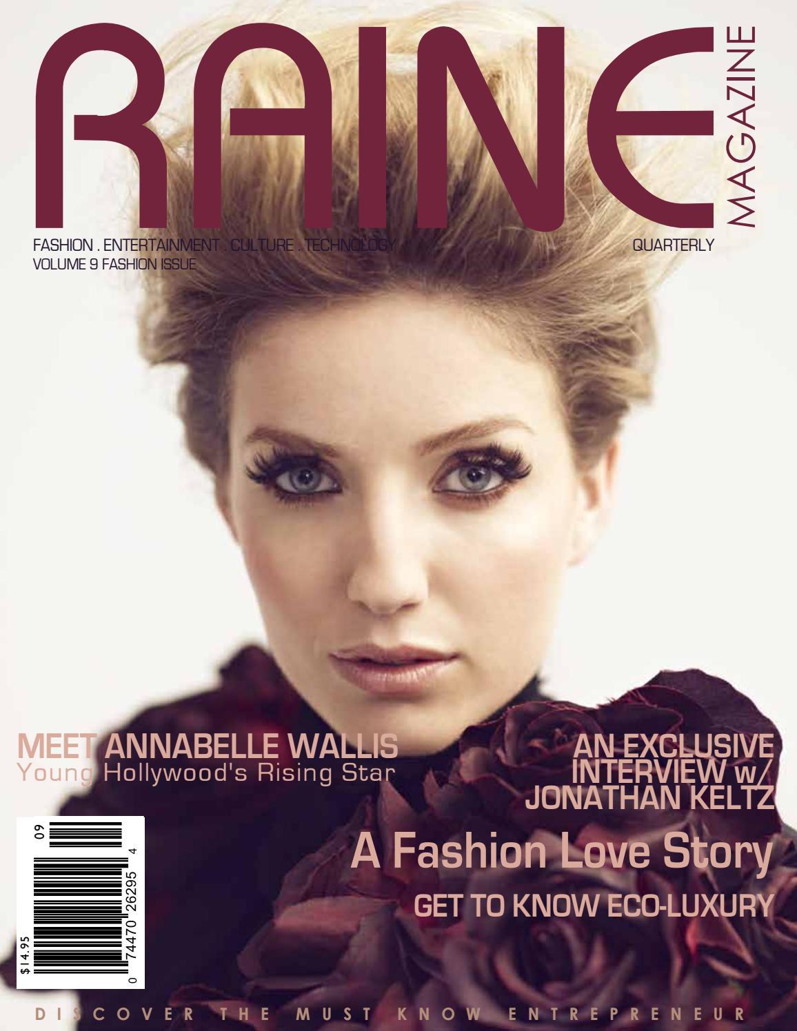 f910067213db Raine 9 - The Fashion Issue by Raine Magazine - issuu