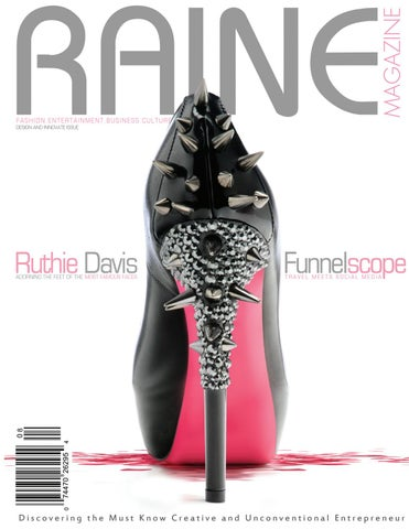 534da69e544788 Raine 8 - Design and Innovate Issue by Raine Magazine - issuu