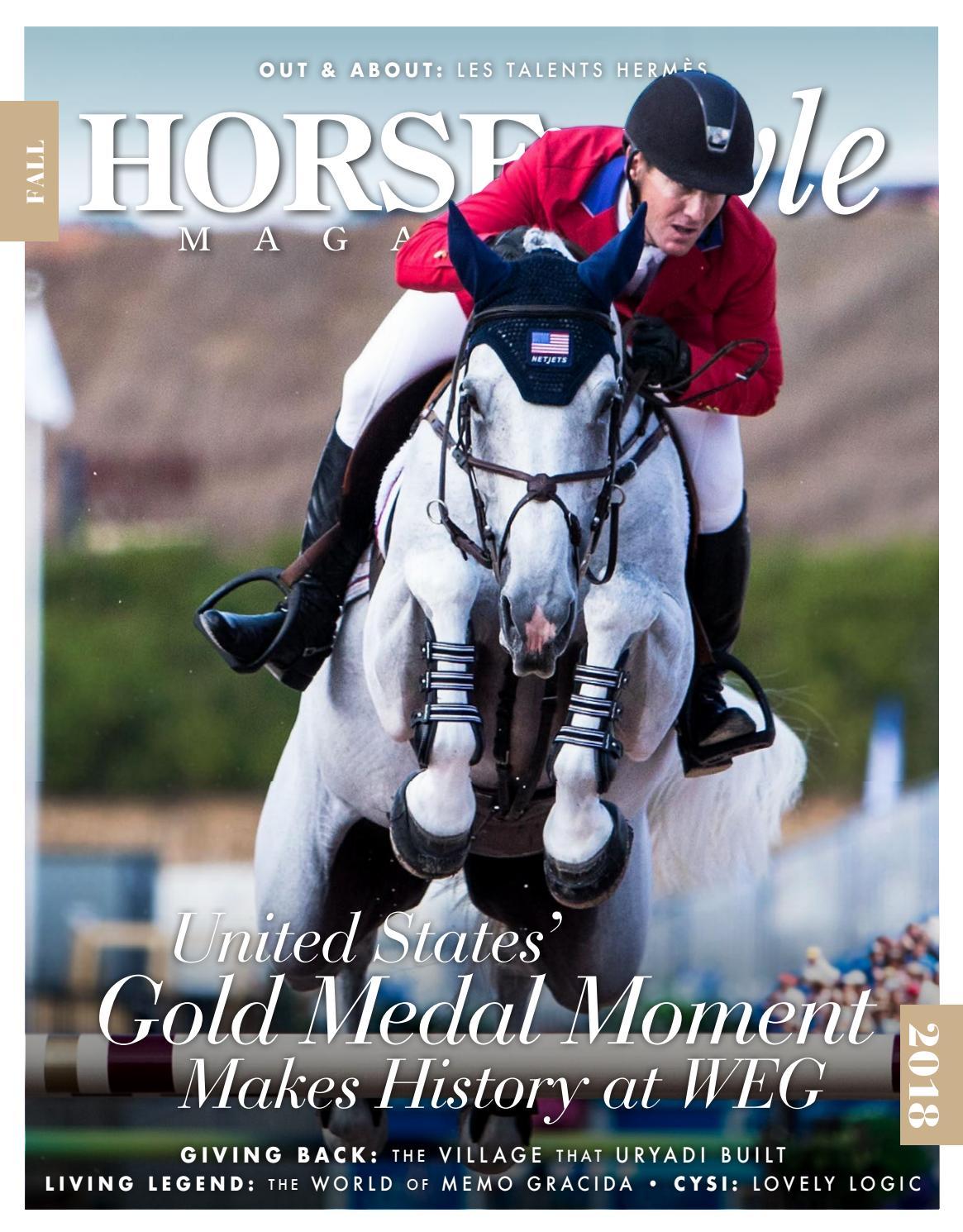 Horse & Style Magazine Fall 2018 by Horse & Style Magazine ...