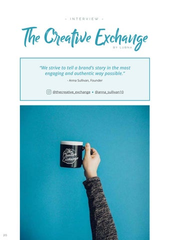 Page 22 of The Creative Exchange