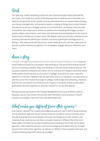 Page 23 of The Creative Exchange
