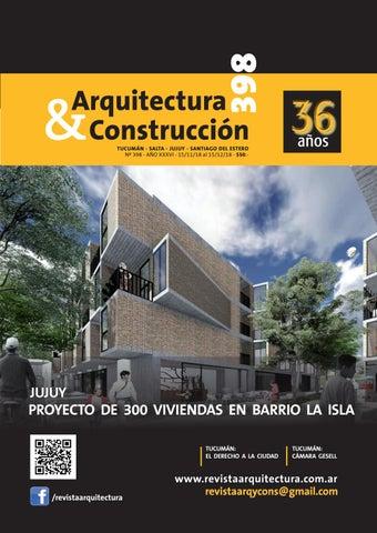 d412c9107908 Revista Arquitectura & Construcción 398 by Revista Aquitectura ...