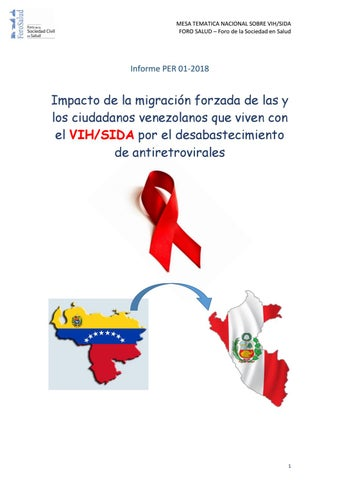 13253e94e MESA TEMATICA NACIONAL SOBRE VIH SIDA FORO SALUD – Foro de la Sociedad en  Salud