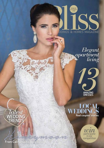 Bliss Weddings   Homes November 2018 by Content House Group - issuu 0c5efc600