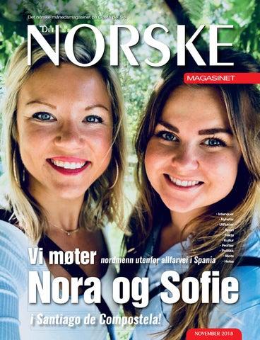 01c36e61cf09 Det Norske Magasinet November 2018 by Norrbom Marketing - issuu