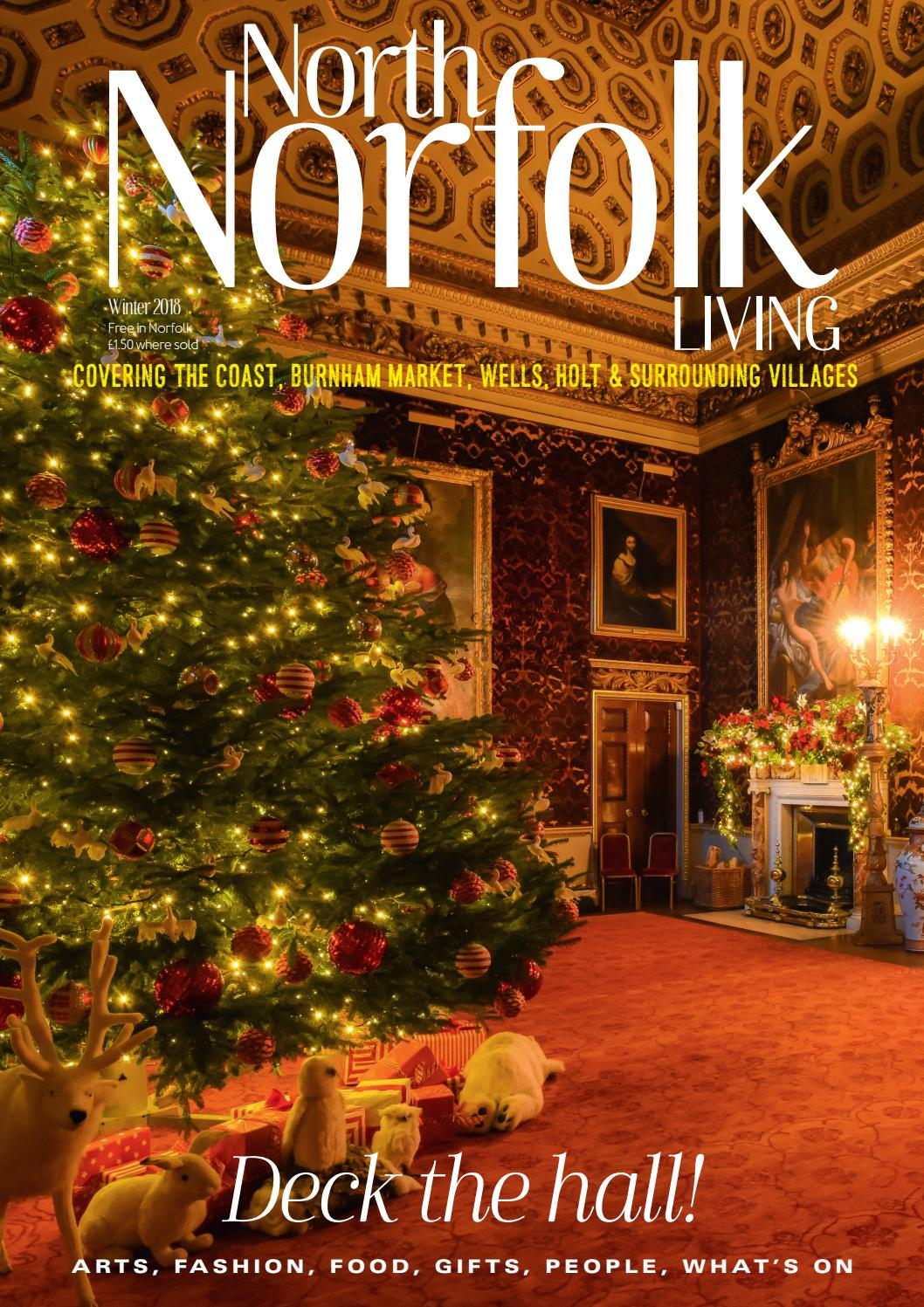 22cf1df568 North Norfolk Living Winter 2018 by Best Local Living - issuu