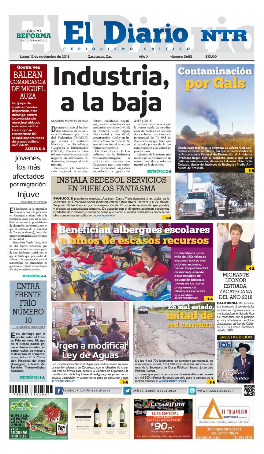 90f689dd0c5b Diario NTR by NTR Medios de Comunicación - issuu