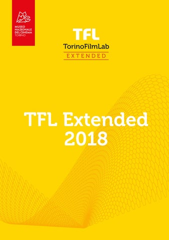 TFL Extended – Book of Projects 2018 by TorinoFilmLab - issuu