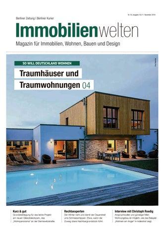 Immobilienwelten Traumhäuser Und Traumwohnungen By Berlin Medien