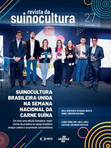 e62b0dc4253 Revista da Suinocultura 27º edição by Associação Brasileira de ...