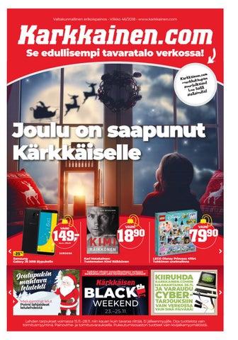 Kärkkäisen mainos (47 2016) (Valtakunnallinen) by Tavaratalo J ... 8fc06b7ae7