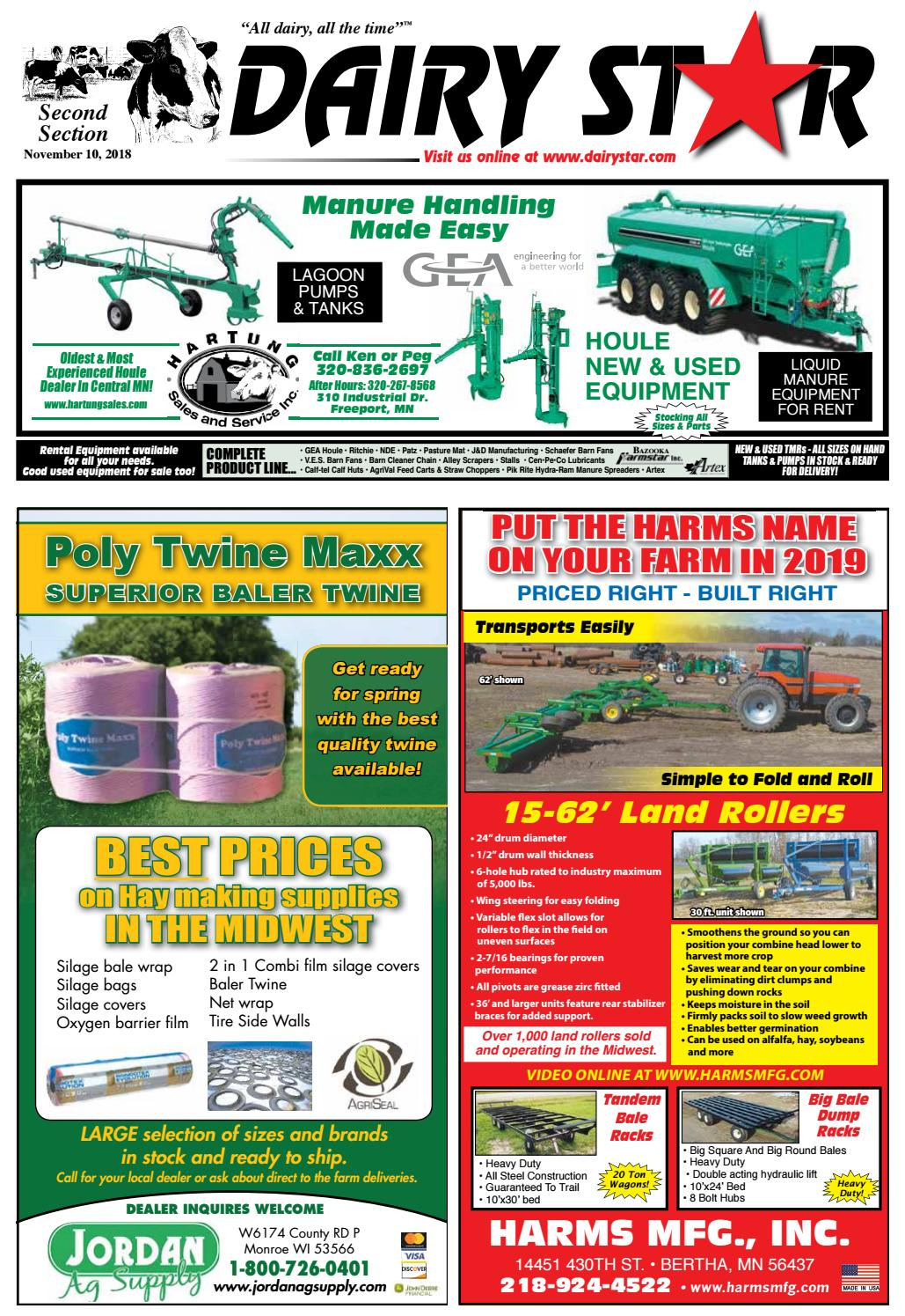 11-10-18 2nd section by Dairy Star - issuu