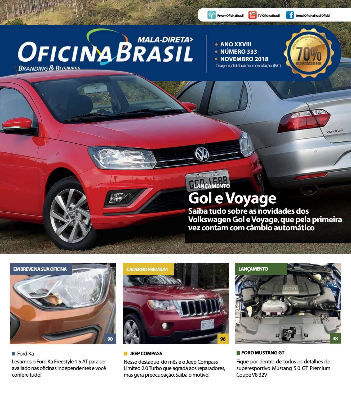 Mala-Direta Oficina Brasil - Novembro 2018 by Oficina Brasil