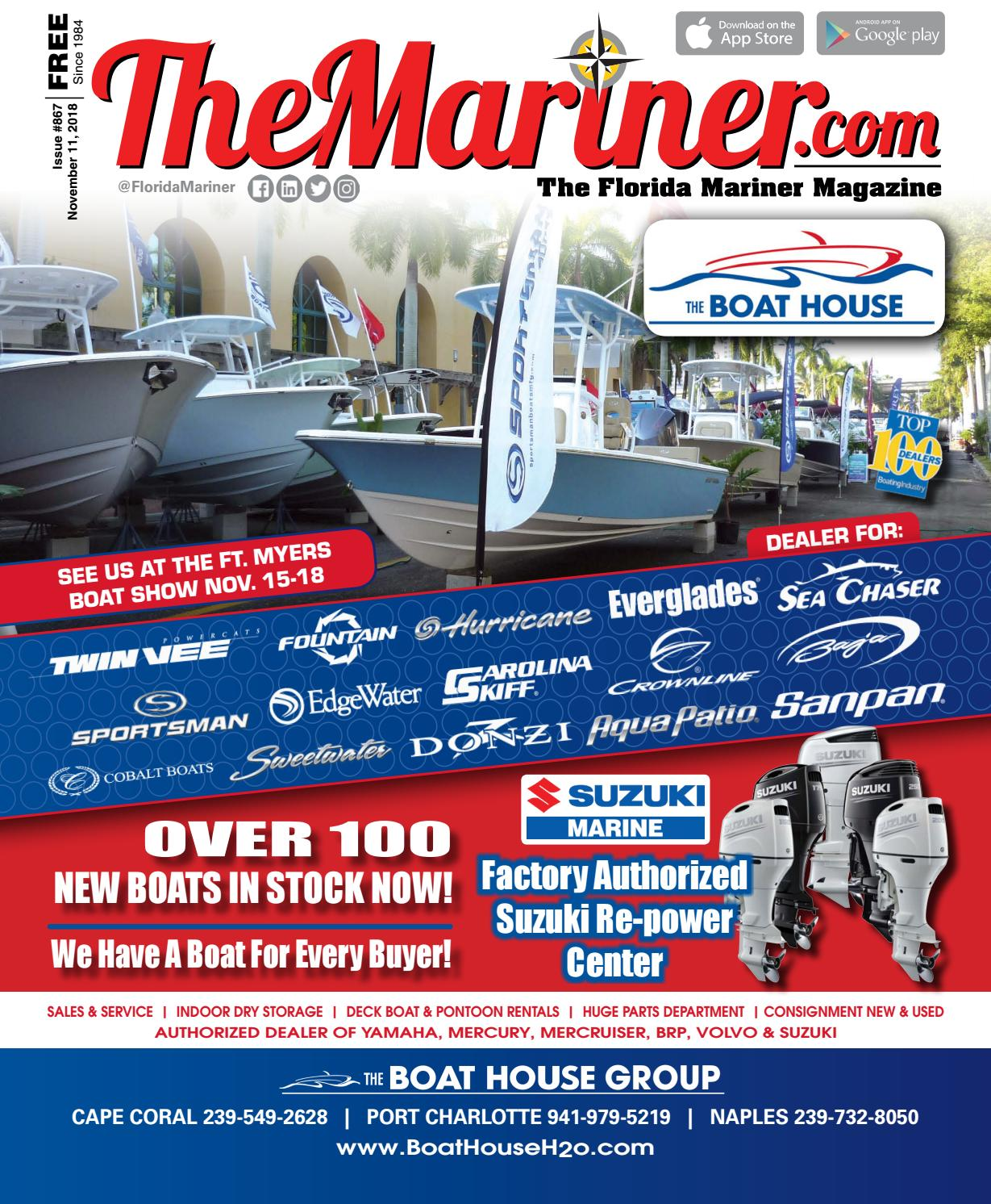 Issue 867 by The Florida Mariner - issuu
