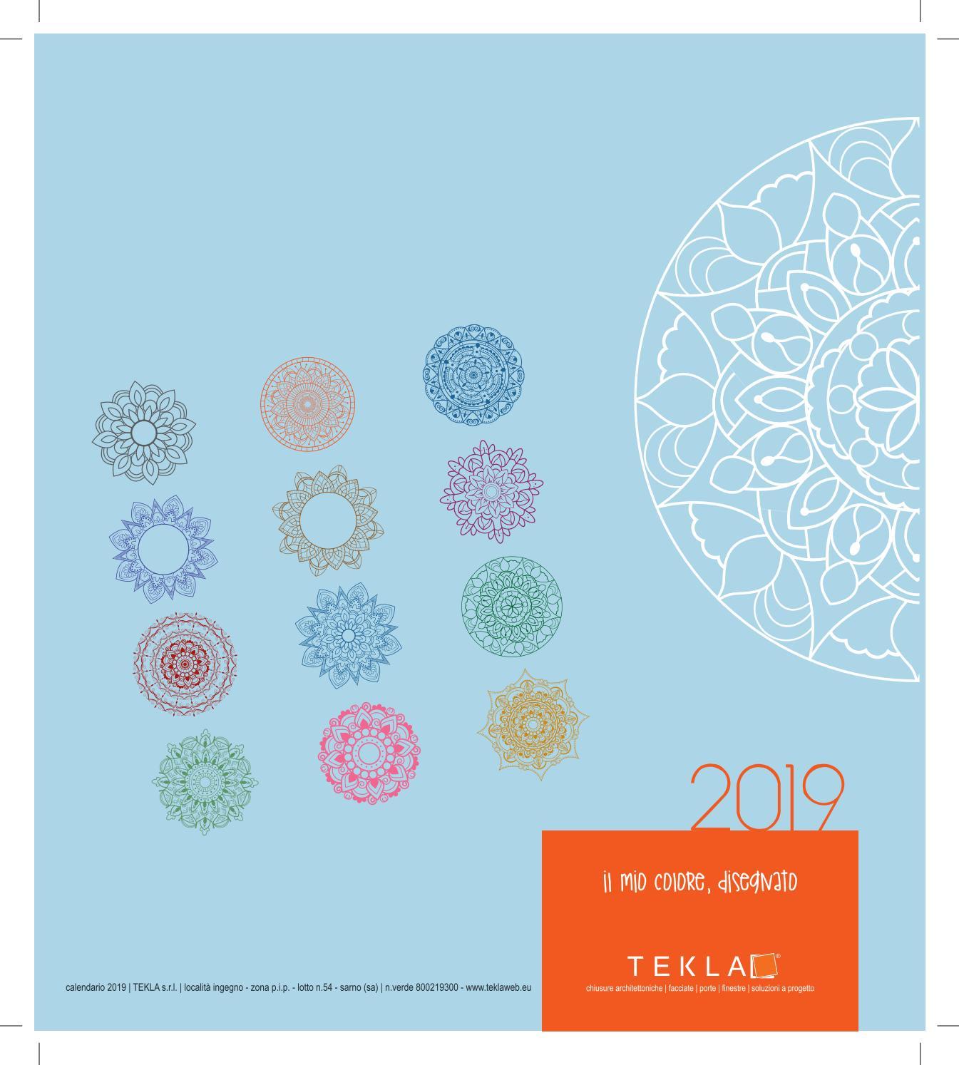 Tekla Porte E Finestre calendario tekla 2019 by tekla porte e finestre - issuu