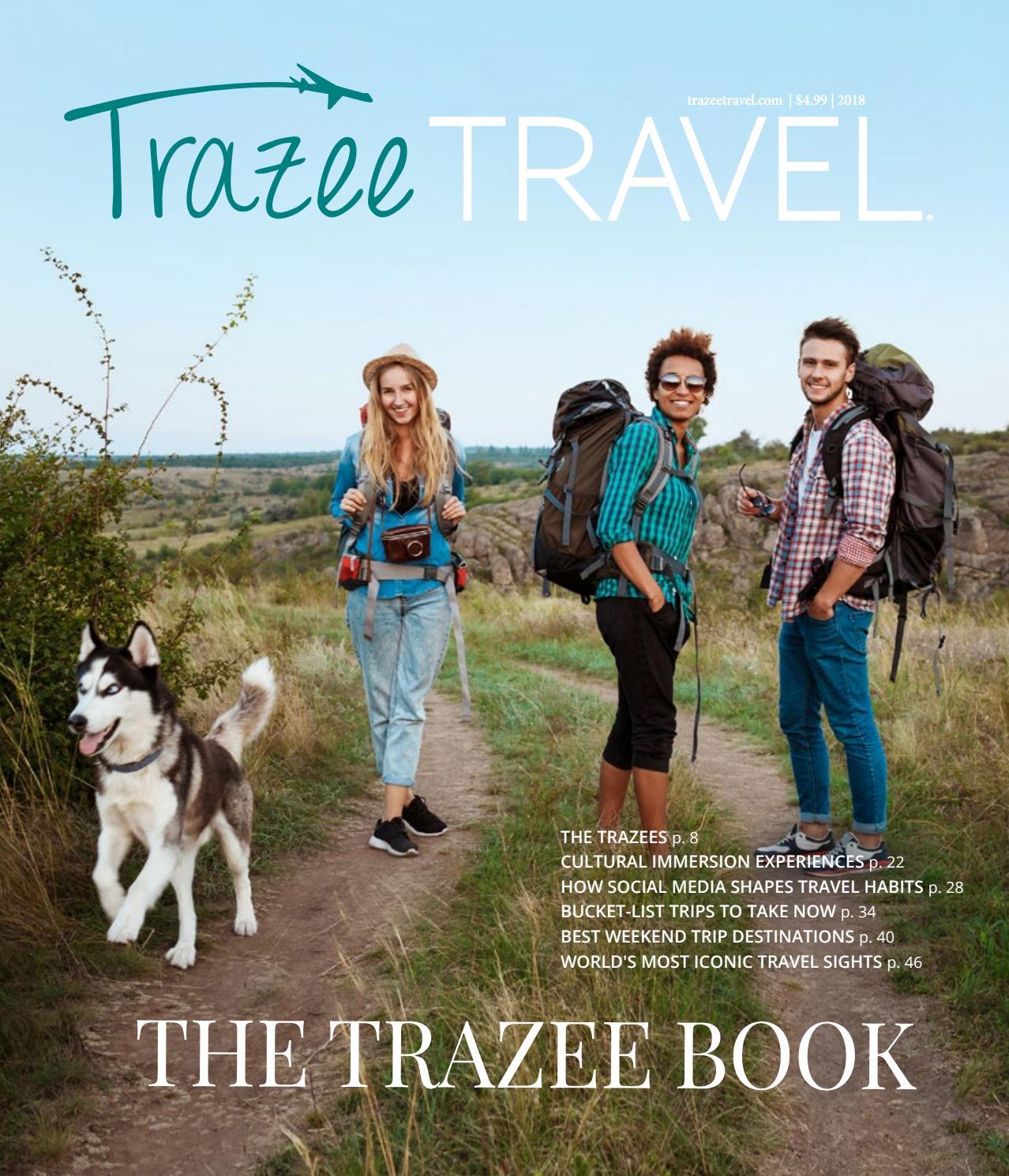 5c1083faa79a36 Trazee Book 2018 by Global Traveler - issuu