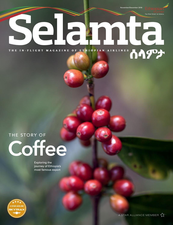 Selamta Novemberdecember 2018 By Selamta Magazine Issuu