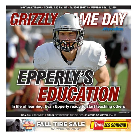 e1147e573b7f Grizzly Game Day by Missoulian - issuu