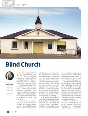 Page 10 of Blind Church