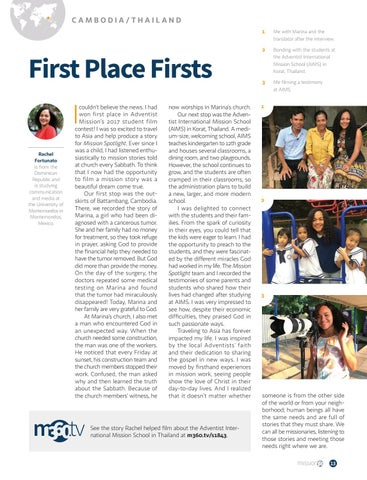 Page 13 of First Place Firsts