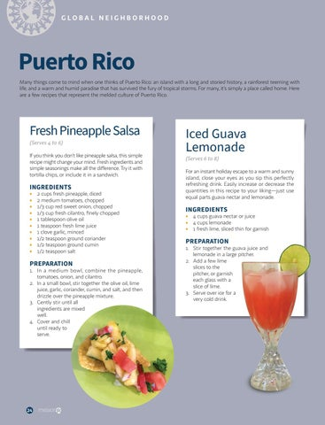 Page 24 of Puerto Rican Dishes