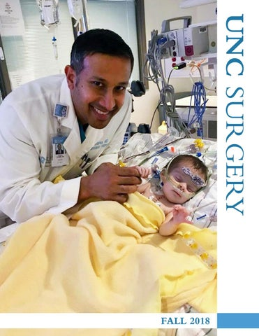 UNC Surgery Newsletter - Fall 2018 by UNC Surgery - issuu