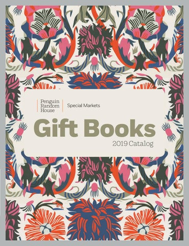 ec1f826dc9 Penguin Random House Gift Books 2019 Catalog by Penguin Random House ...