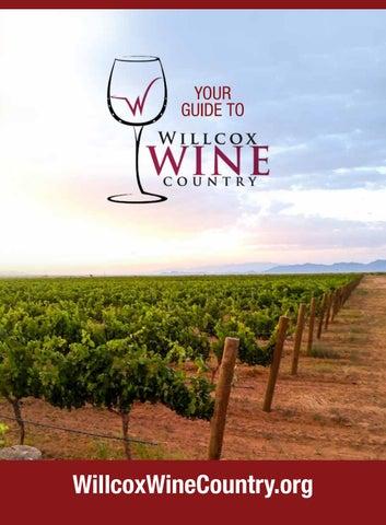 Willcox Wine Country - ExperienceAZ F/W-2019-18 by AZ Big