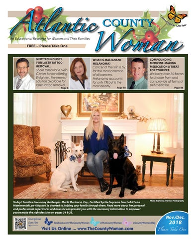 ced19ca6fef97 Atlantic County Woman - November December 2018 by The County Woman ...