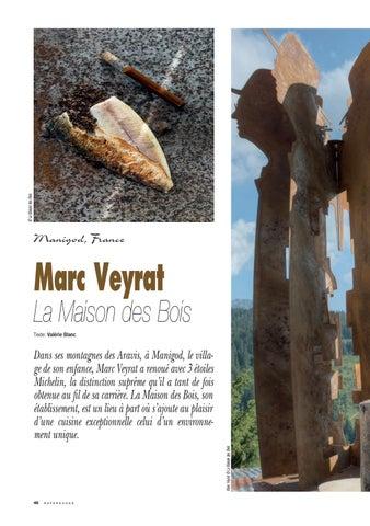 Page 46 of Marc Veyrat, au sommet de son art